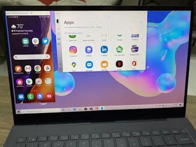 Ulasan Galaxy Note 20 Ultra: DeX dan Tautan ke Windows