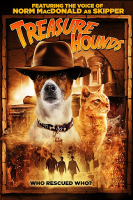 Treasure Hounds 2017 DVD R1 NTSC Sub