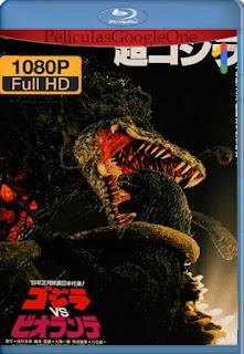 Godzilla VS Biollante (1989) [1080p BRrip] [Castellano-Inglés-Japones] [LaPipiotaHD]