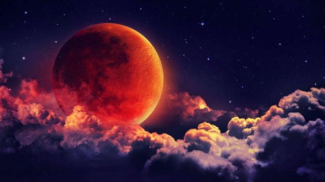 31 Ιανουαρίου το «Σούπερ Μπλε Ματωμένο Φεγγάρι» όπως το 1866