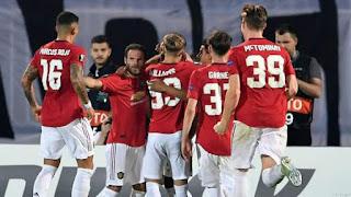 Man Utd Finally End 232-Day Winless Away Run