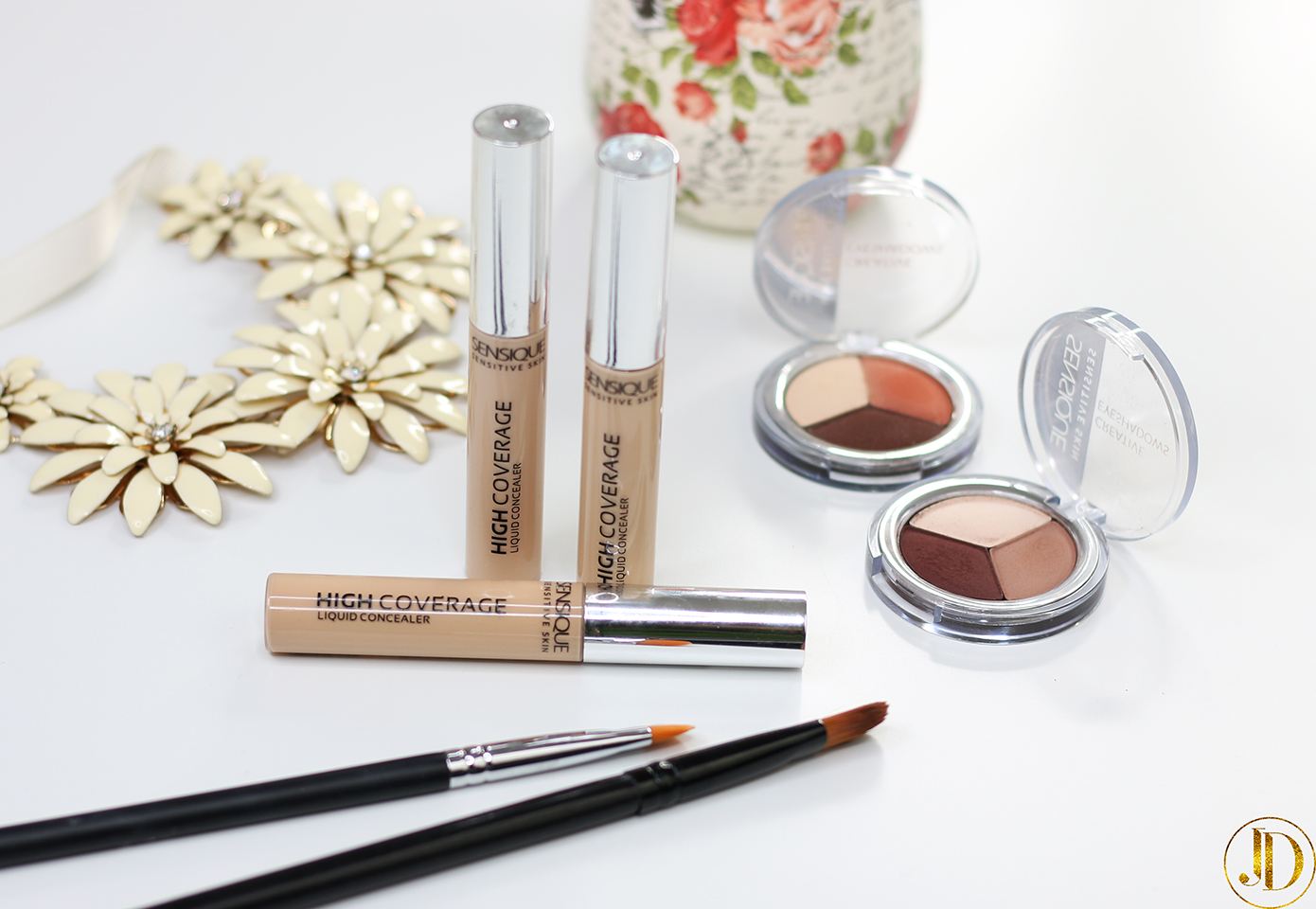 ZAKRYJ TO! - NIE MA SPRAWY ;) - Recenzja korektora Sensique High Coverage Liquid Concealer