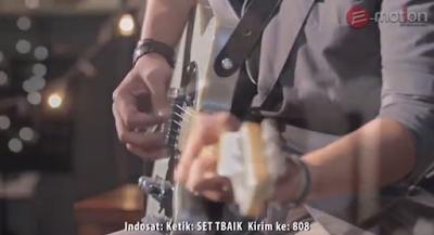 Chord Gitar Asli dan Lirik Lagu Cassandra Cinta Terbaik [Lengkap]