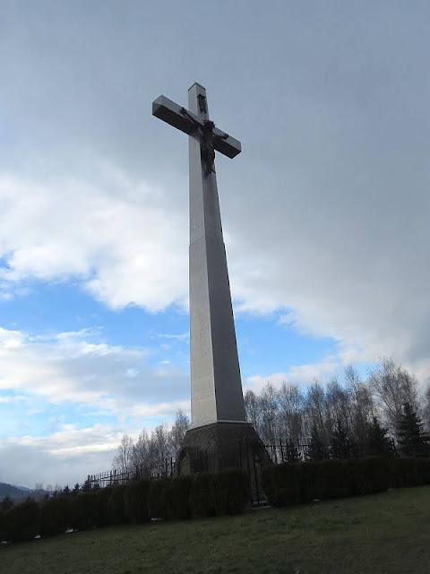 Największy krzyż milenijny w Polsce