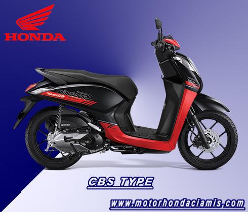 Tempat Kredit Motor Honda Genio Ciamis
