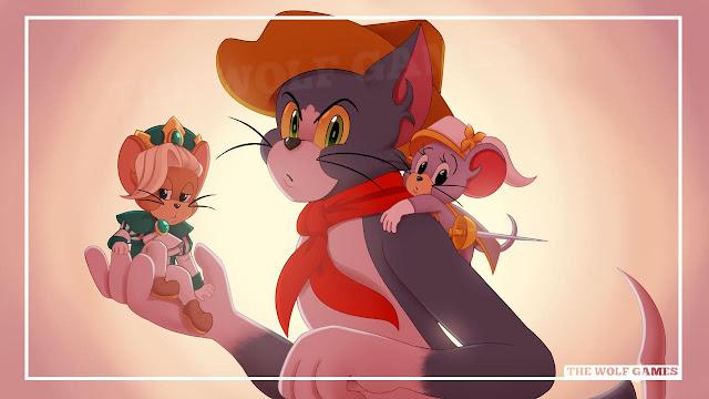 تحميل توم وجيري للاندرويد   Tom & Jerry