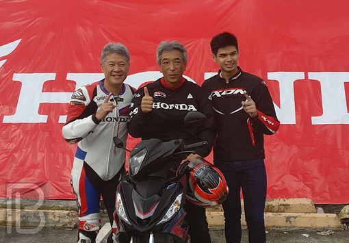 Honda GTR 150 Philippines Launch