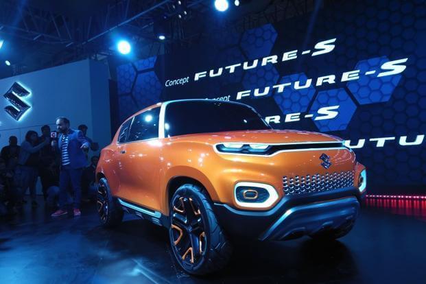 Maruti Future-S Compact SUV