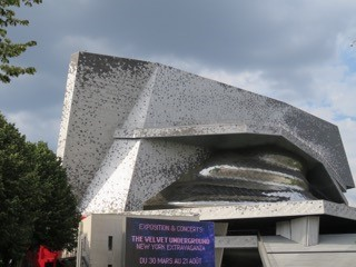 Philharmonie de Paris, France.