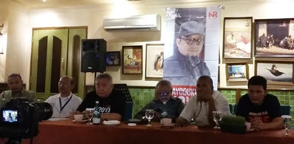 Tidak Dapat Usut Kasus Novel, Lieus Semakin Mantap 2019 Gak Milih Jokowi Lagi
