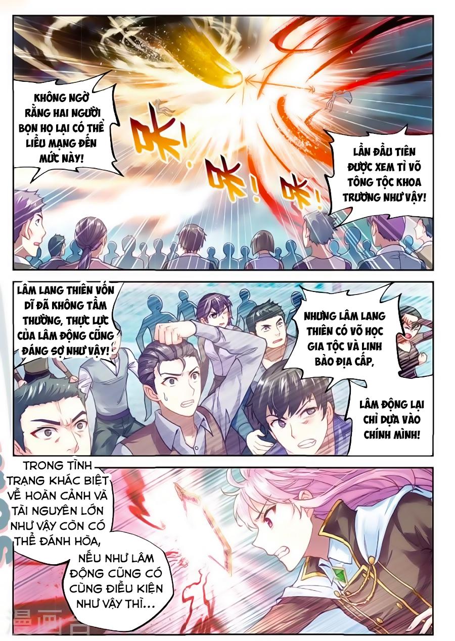 Võ Động Càn Khôn: Chapter 85