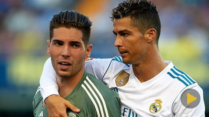Zinedine Zidane Son Luca Zidane 'to leave' Real Madrid
