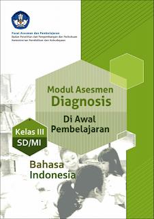 Modul Asesmen Diagnosis Bahasa Indonesia Kelas III SD/MI