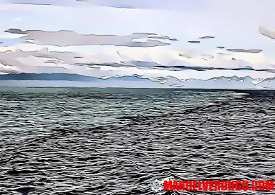 Razón por la que el agua de mar es salada