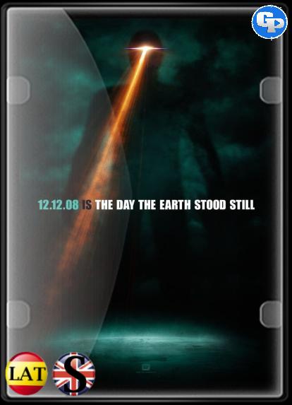 El Dia Que La Tierra Se Detuvo (2008) HD 720P LATINO/INGLES