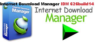 تفعيل  برنامج أنترنت دونالد منجر IDM 626 build 14 بواسطة Crack وبدون مشاكل