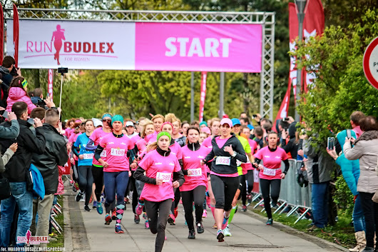 Run Budlex for woman - 24 kwietnia 2016