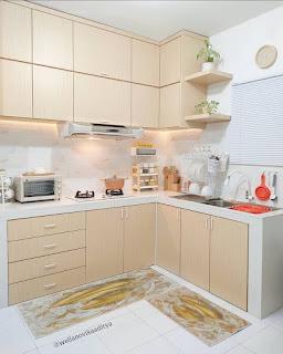 Dapur Rumah Modern dengan Mushalla Terbaik Tahun 2021