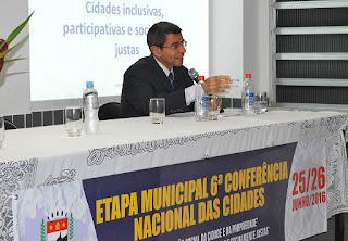 Juiz federal José Carlos Zebulum faz palestra de abertura