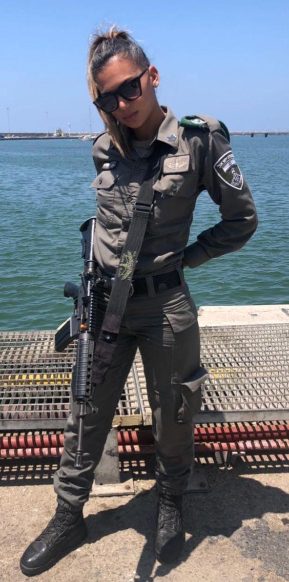 Amazing Fun Facts Beautiful Women In Israel Defense Forces - Idf Army Girls - Israel -5042