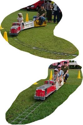 ミニSL 機関車