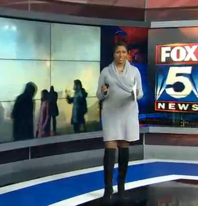 THE APPRECIATION OF BOOTED NEWS WOMEN BLOG : LISA RAYAM ...