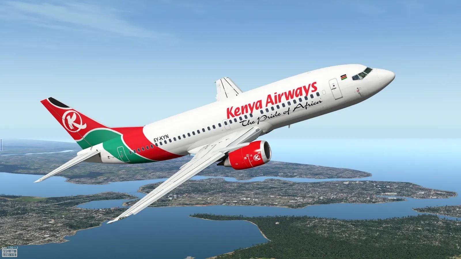 Kenya Airways Issues Statement On Corona Virus Whistleblower