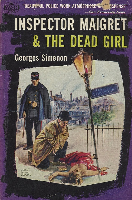 georges simenon short stories