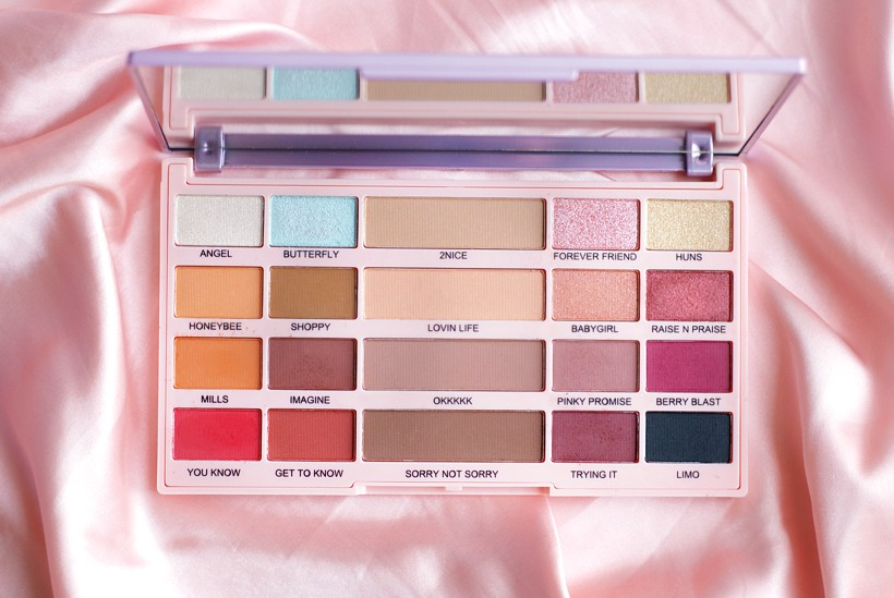 :Customer reviews: Makeup Revolution X Imogenation Highlight to the Moon, Multicolor, 18g