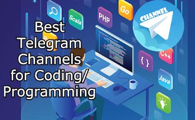 Telegram Channels for Coding