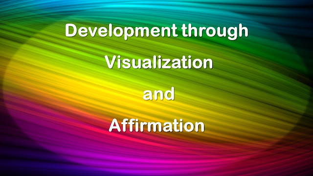 Development through Visualization and Affirmation