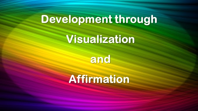 Development through Visualization and Affirmation