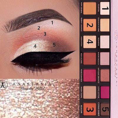 Luxury Makeup - (Kylie Jenner V-Day Makeup Look tutorial)