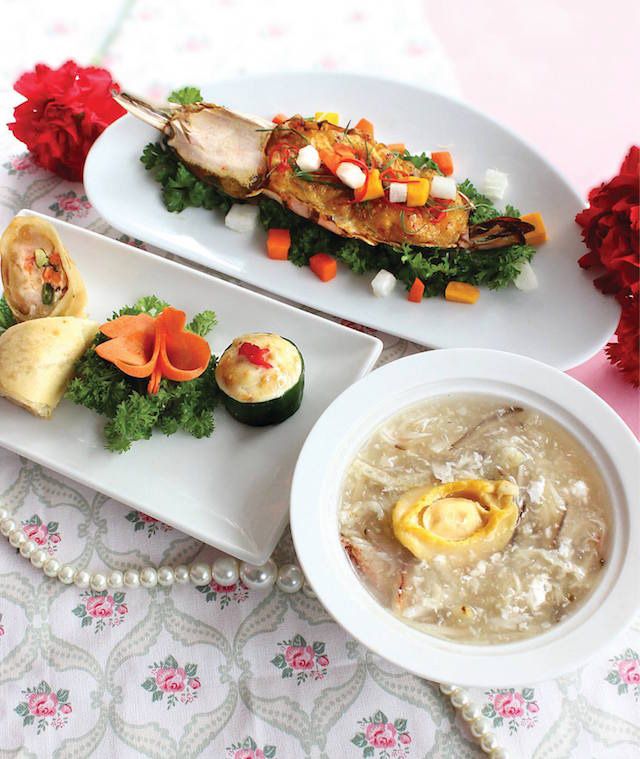 Mother's Day Set Menu @ Zuan Yuan, One World Hotel