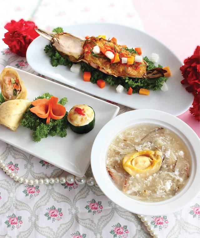 Mother's Day Set Menu @ Zuan Yuan, One World Hotel