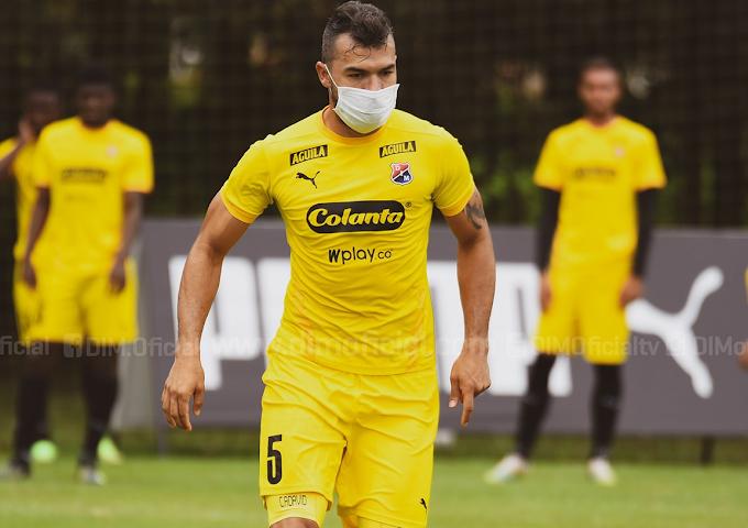 Independiente Medellín retornará a labores este martes con novedades: Ojo a la información que entregó el 'Poderoso'