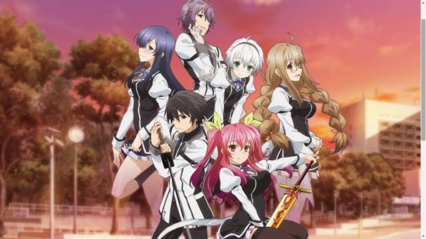 Rakudai Kishi no Cavalry BD Batch Subtitle Indonesia