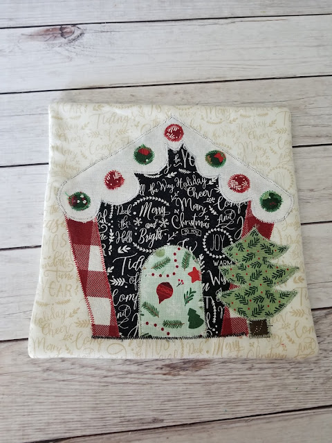 quilted hot pad patterns