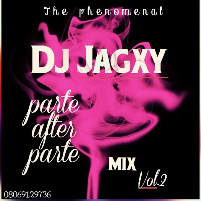Dj_Jagxy_Party After Party December 2019 Mixed Tap