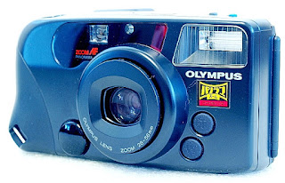 Olympus IZM220, Front right