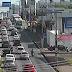 Avenida Salgado Filho com trânsito intenso