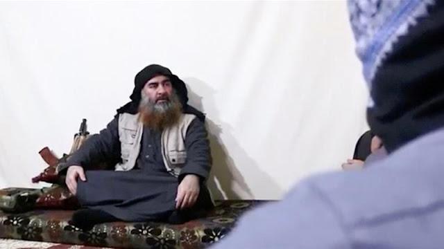 Pemimpin ISIS Abu Bakar Baghdadi Dilaporkan Tewas