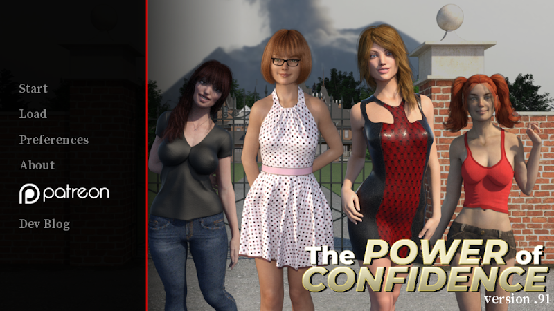 The Power of Confidence APK v1.11 Android Adult Game Download