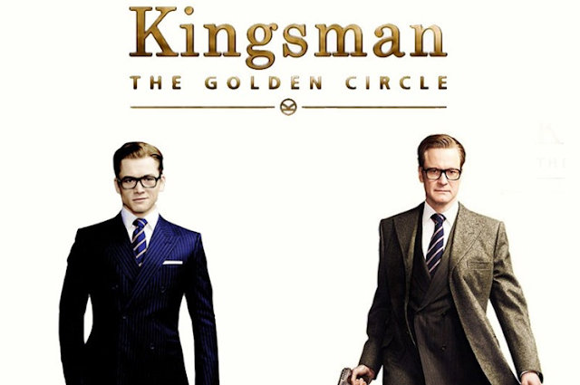 Sinopsis Kingsman: The Golden Circle (2017)