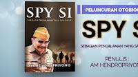 Ultah ke 75, HENDROPRIYONO Luncurkan Buku SPY SI (Sebagian Pengalaman Yang Saya Ingat)