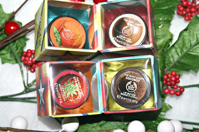 Christmas Treats with The Bodyshop
