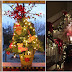 16 Ideas espectaculares para decorar en navidad con luces navideñas