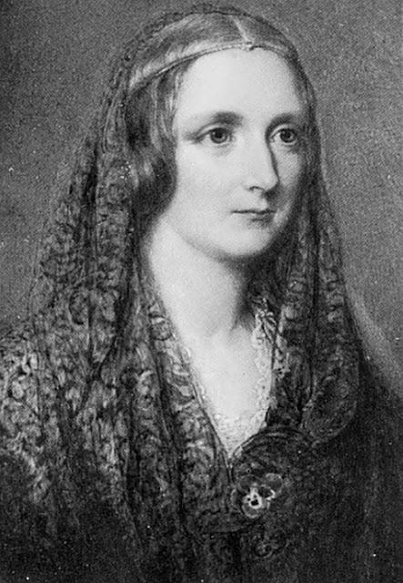 Mary Shelley estava bem à frente de seu tempo