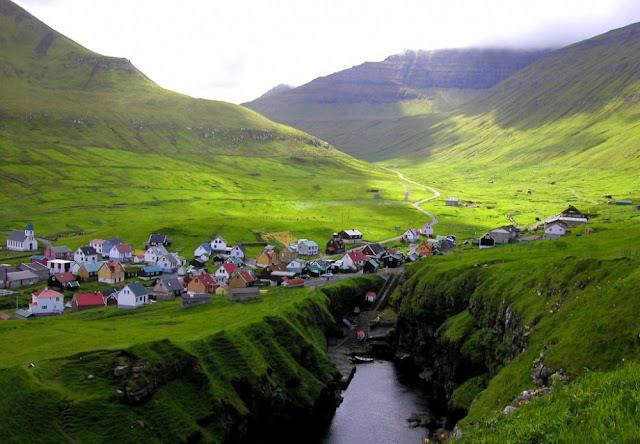 Kvivik, Faroe Islands