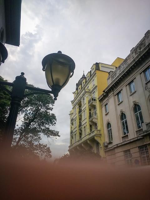 Downtown Sofia, Bulgaria